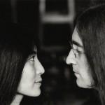 NPG x131955; Yoko Ono; John Lennon by Tom Blau