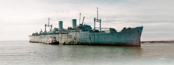 troopship