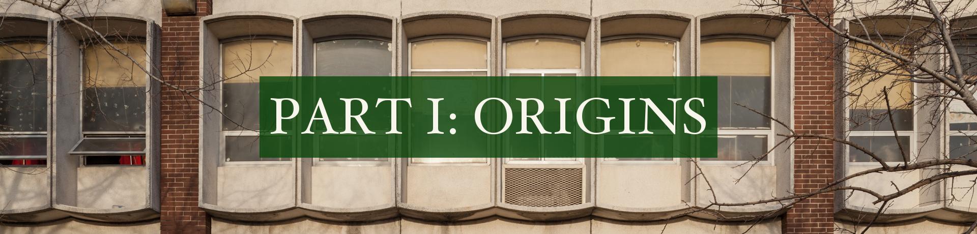 Degrees of Separation: Origins